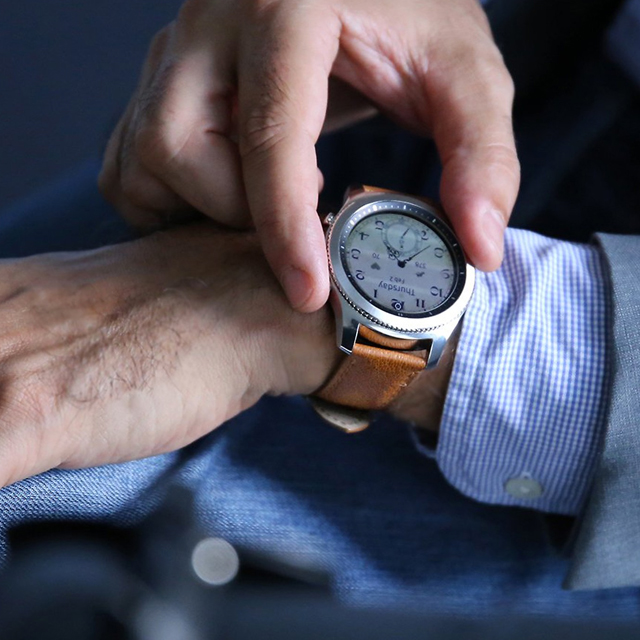 Watch band for Samsung Galaxy Gear S3